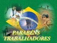 """1º de Maio """"DIA DO TRABALHADOR"""""""