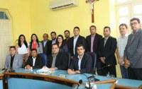 Câmara  aprova novo código tributário e doação de terreno para construção de templo na Massagueira