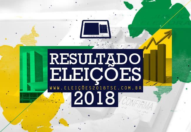 ELEIÇÕES 2018 - Candidatos Eleitos em Alagoas